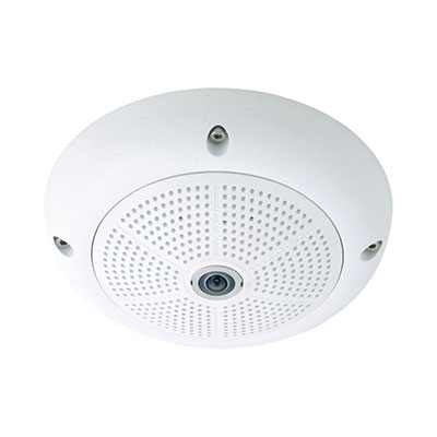 MOBOTIX MX-Q25-D016 6MP colour monochrome IP camera