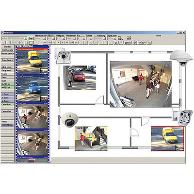 Mobotix updates MxControlCenter software