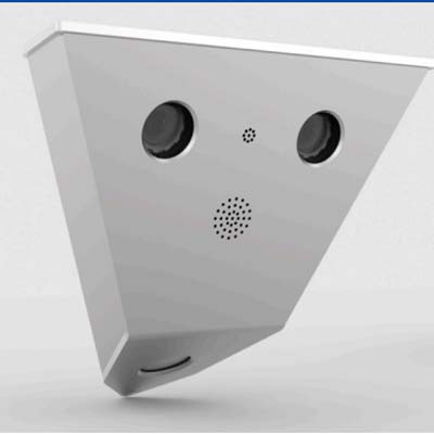 MOBOTIX V15M bullet-proof IP dual camera