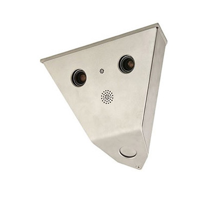 MOBOTIX Vandalism V15 high-resolution bullet proof IP dual camera