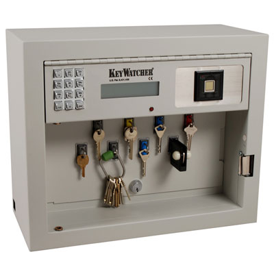 Morse Watchmans KeyWatcher 8 Key Module electronic cabinet system