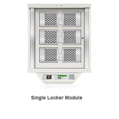 Morse Watchmans Single Locker Module