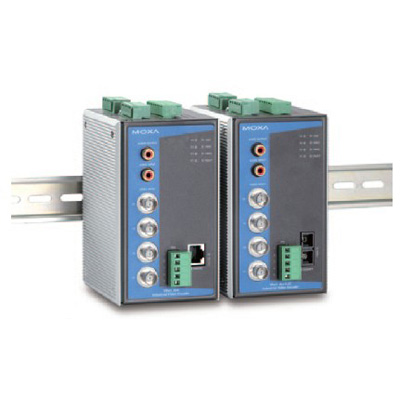 MOXA VPort 364A 4-channel H.264/MJPEG industrial video encoder