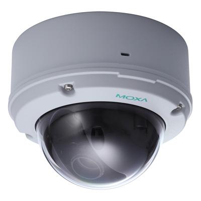 MOXA VPort P26 IP66 vandal-proof fixed dome IP camera