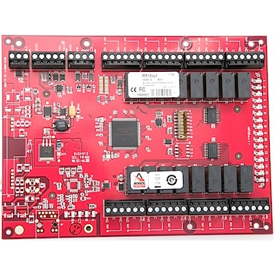 Mercury Security MR16OUT multi-device interface panel