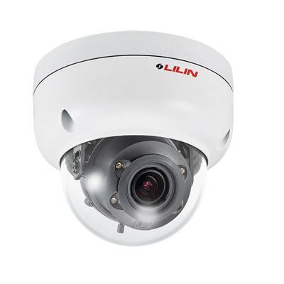 LILIN MR2922AX HD 30M- IR Vari-focal Dome IP Camera