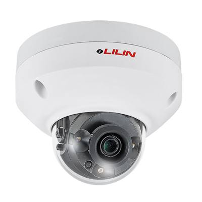 LILIN MR3022 HD 30M IR Range Fixed Dome IP Camera