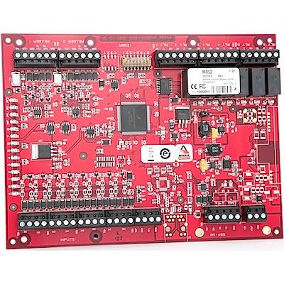Mercury Security MR52 dual-card reader interface panel