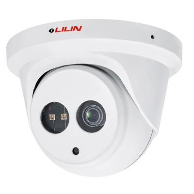 LILIN MR652 Outdoor HD 30M-Range IR Fixed Dome IP Camera
