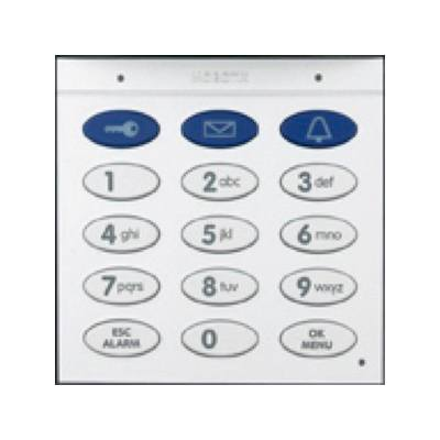MOBOTIX Mx-A-KEYC-s Keypad With RFID Technology For T26, Silver