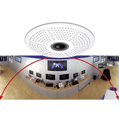 MOBOTIX MX-c25-D12-PW Hemispheric Indoor Camera