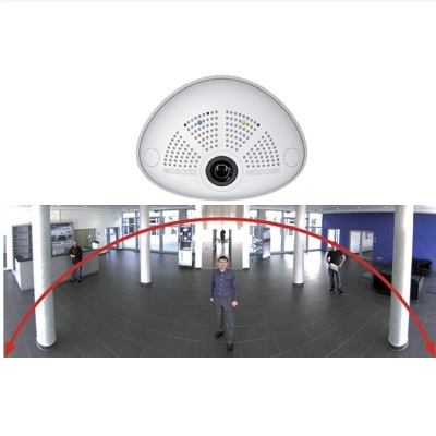 MOBOTIX MX-i25-D12-PW Hemispheric Indoor Camera