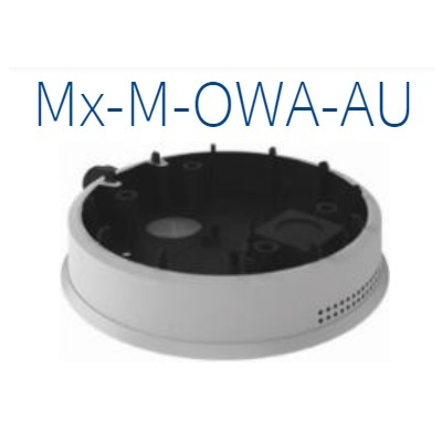 MOBOTIX Mx-M-OWA-AU On-Wall Set v26