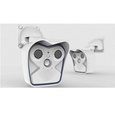 MOBOTIX Mx-O-SMA-S-6D079 Professional Outdoor Dual Lens Camera