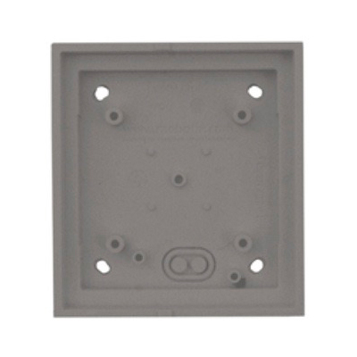 MOBOTIX MX-OPT-Box-1-EXT-ON-DG Single On-Wall-Housing, Dark Gray