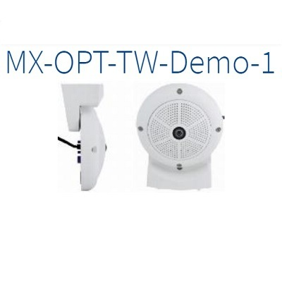MOBOTIX MX-OPT-TW-Demo-1 Demo Table/Wall Mount For Q2x/D2x