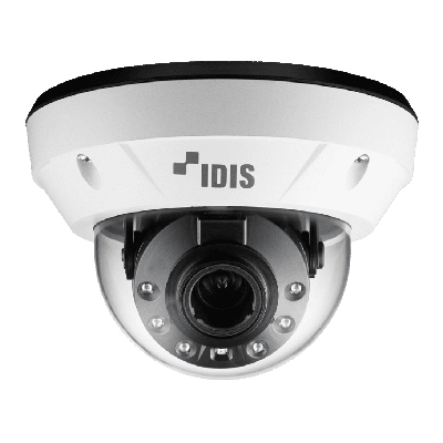 IDIS NC-D320-WIP (SOUTH ASIA) Full HD Vandal Resistant IR Dome Camera