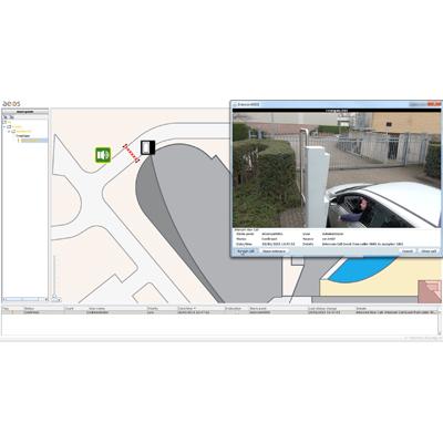 Nedap AEOS 3.1.4 Access Control Software With Commend Intercom Integration
