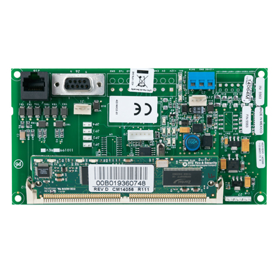NetworX NX-590NE Ethernet-connected network module