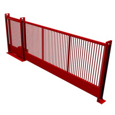 Newgate Type 1 Electric Sliding Gate Gate