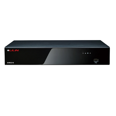 LILIN NVR3216 16 CH 5MP Standalone Network Video Recorder
