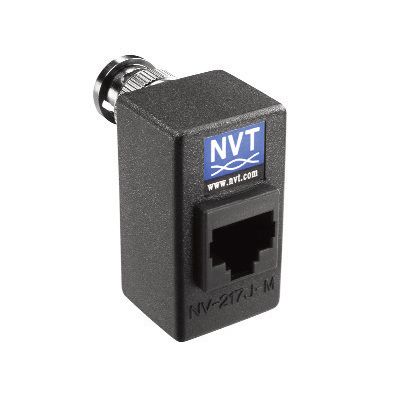 NVT NV-217J-M video transceiver for distances of up to 225 metres