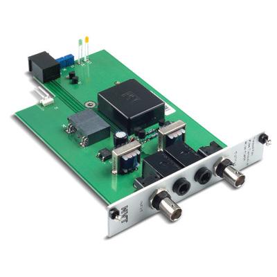 NVT NV-518AR dual passive video/audio transceiver