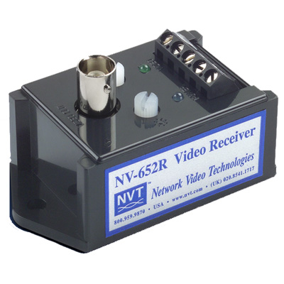 NVT NV-652R single channel active receiver