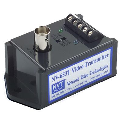 NVT NV-653T single channel active transmitter