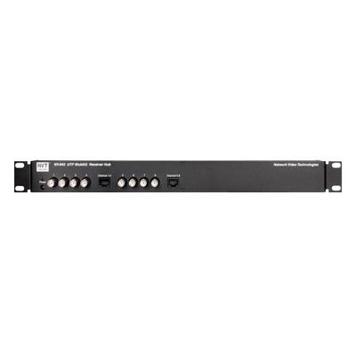 NVT NV-842 8-channel StubEQTM active receiver hub