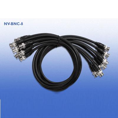 NVT NV-BNC-8 coax jumper cables