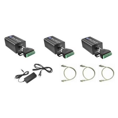 NVT NV-EC1701U-K2H dual device Eo2 transmission system kit