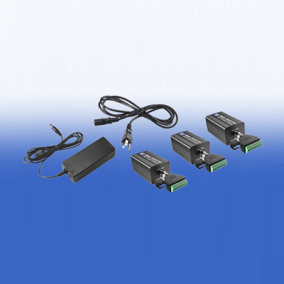 NVT NV-EC1701U-KIT2 dual entry station Eo2 transmission system