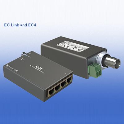 NVT NV-EC4-5 energy-efficient media converter