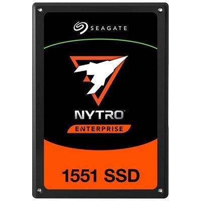 Seagate XA480ME10063 480GB enterprise SATA solid state drive