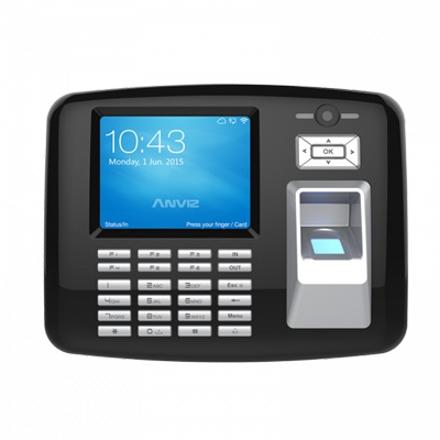 Anviz OA1000 Mercury Pro Multimedia Fingerprint & RFID Terminal
