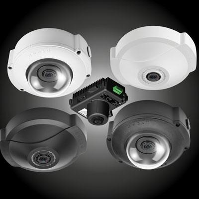 Oncam Evolution 12 surveillance cameras at ASIS International 2015