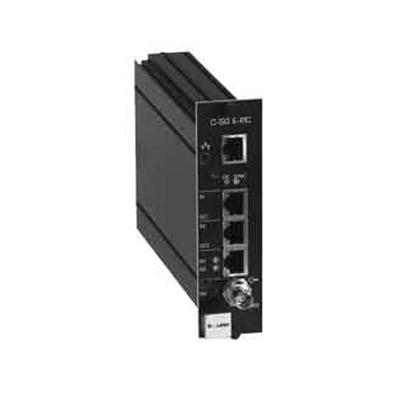 Optelecom-NKF's Siqura C-50 E-MC multi-codec video encoder