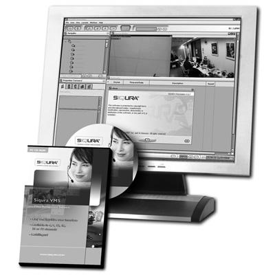 Optelecom-NKF VMS Pro multi server IP video surveillance software