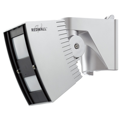 REDWALL SIP-404WF PIR detector with 40 x 4 metre coverage