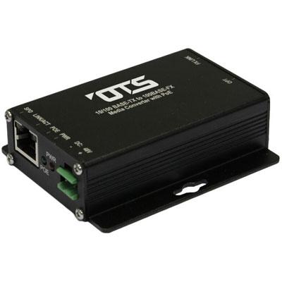 OT Systems ET1111P-H Industrial Ethernet Media Converter
