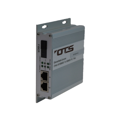 OT Systems ET2111-A-CM industrial unmanaged Ethernet switch