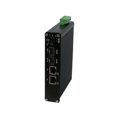 OT Systems ET2222H-S-DR Self-configured Ethernet Switch
