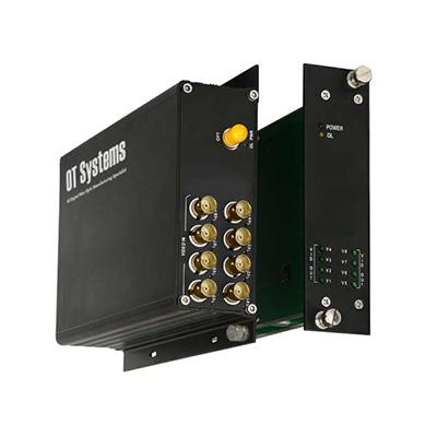 OT Systems FT800-SSR 10-bit 8-channel Digital Video Receiver
