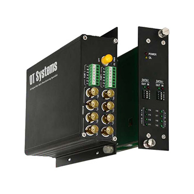 OT Systems FT820DB-SST 8-channel Video Transmitter/Receiver