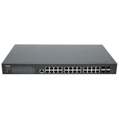 OT Systems IET24242MH-S Hardened Managed 28 Port Ethernet Switch