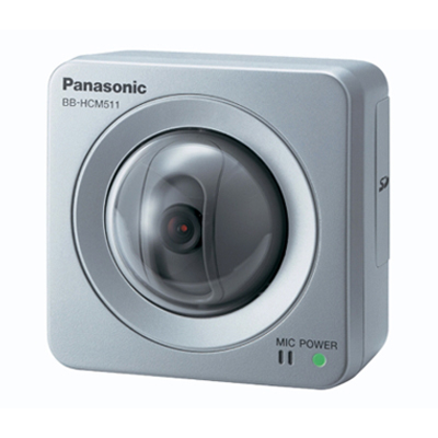 Panasonic BB-HCM511CE network camera with 10x digital zoom