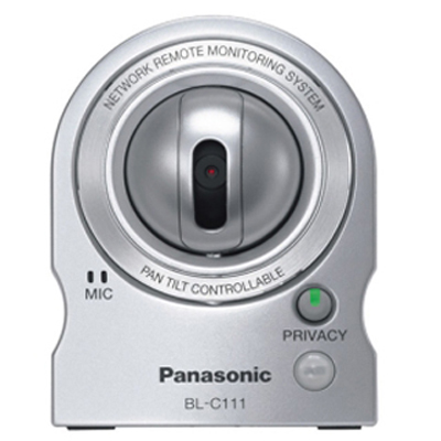Panasonic BL-C111E network camera with built-in web server