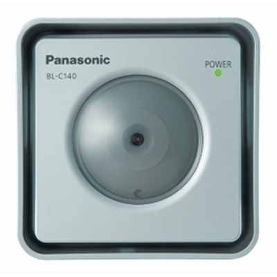 Panasonic BL-C140E splash resistant network camera