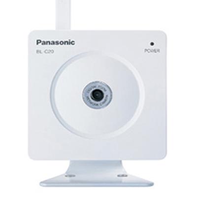 Panasonic BL-C20E WLAN network camera with motion detection